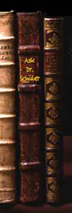 ask Dr. Schuler book
