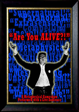 Are You ALIVE poster