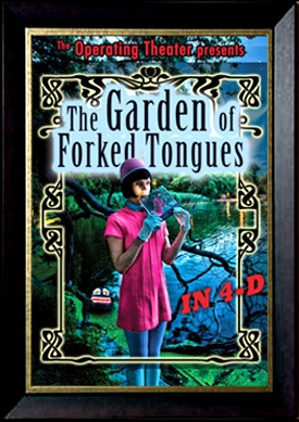 Garden of Forked Tongues poster
